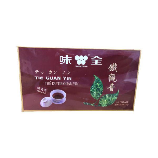 TIE GUAN YIN TEA BAG W/STRING