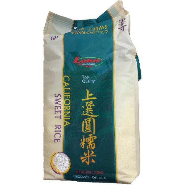 Lotus Sweet Rice-5LB