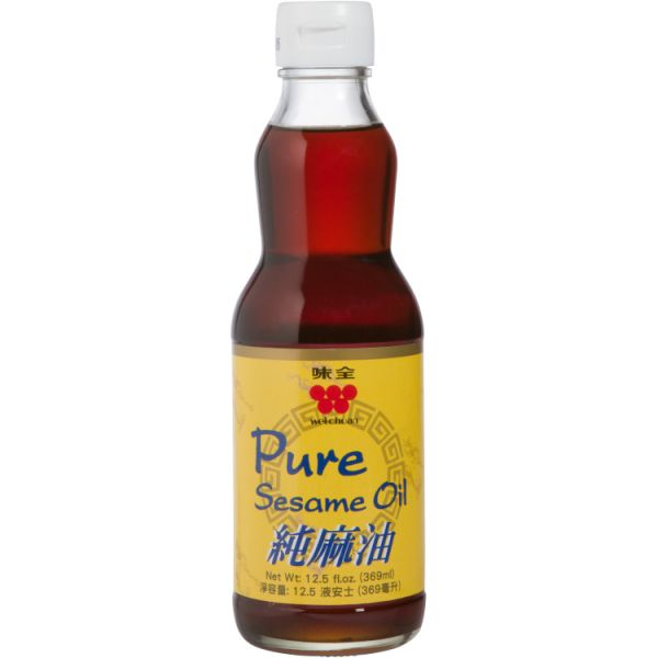 Lighter Sesame Oil