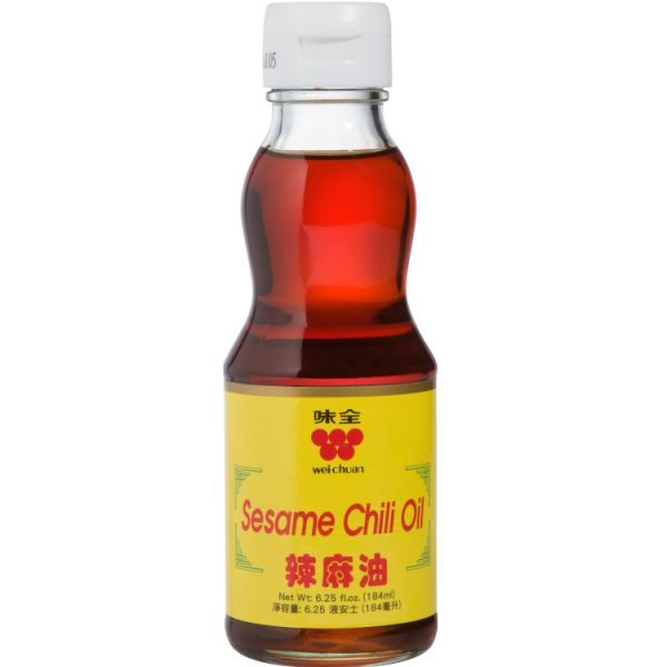 Sesame Chili Oil