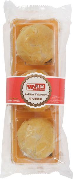 1-42117-3 Pcs Read Bean Yolk Pastry.jpg