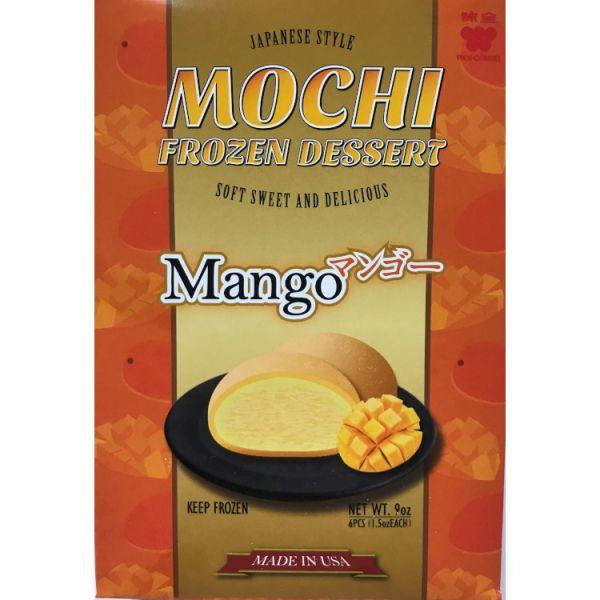 MOCHI ICE CREAM – MANGO