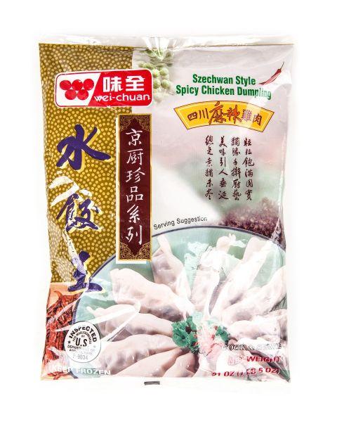 Beijing Szechwan Style Spicy Chicken Dumpling