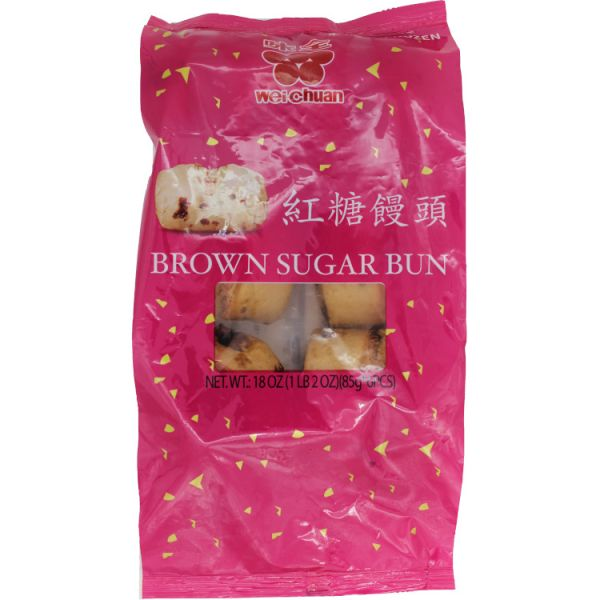 Brown Sugar Bun 85G