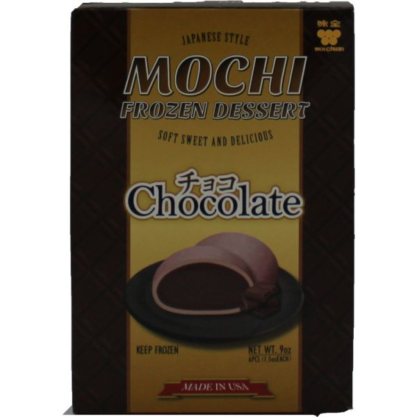 MOCHI ICE CREAM - CHOCOLATE