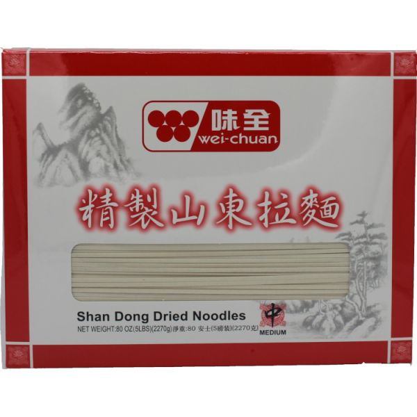 SHAN DONG Dried Noodles (Medium)