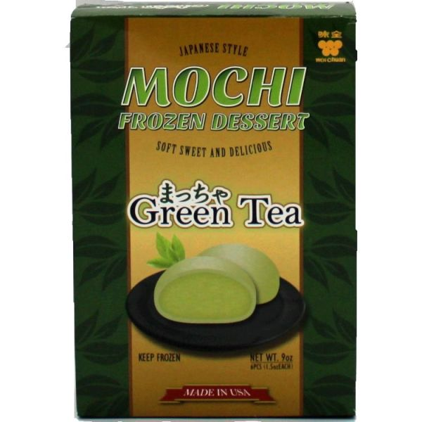 MOCHI ICE CREAM – GREEN TEA