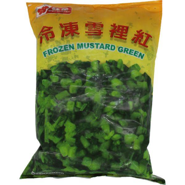 Frozen Mustard Green