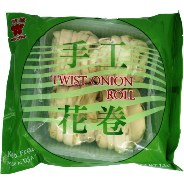 Twist Onion Roll