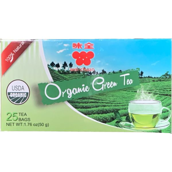 Org Green Tea