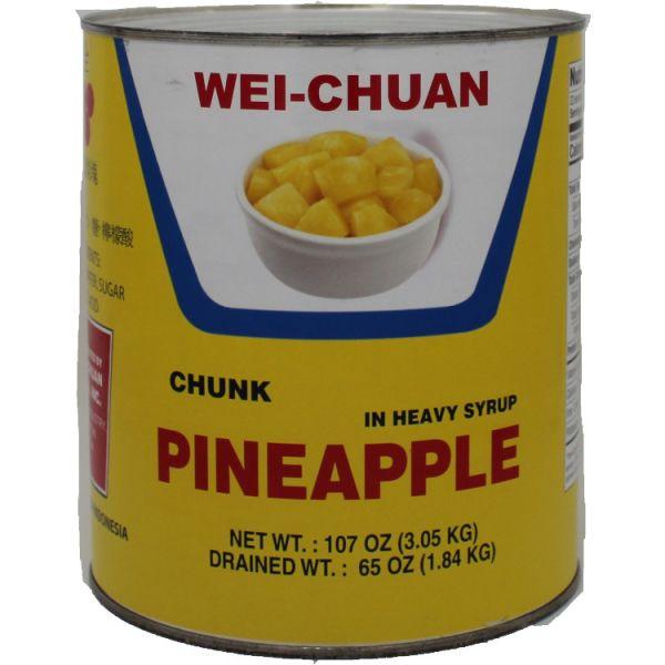 Pineapple CHUNK  (INDONISIA)