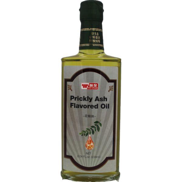 PRICKLY ASH FLAVORED OIL