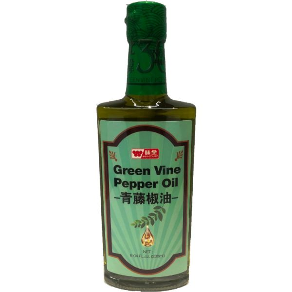 GREEN VINE PEPPER OIL