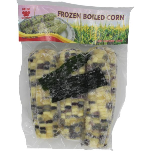 Frozen Boiled Corn(Purple)