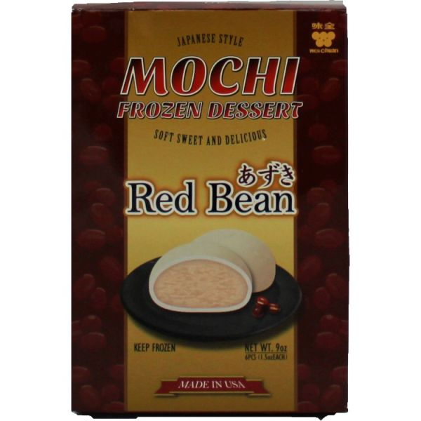MOCHI ICE CREAM – RED BEAN