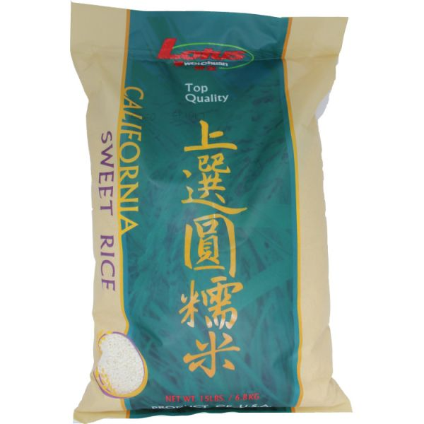 Lotus Sweet Rice-15LB
