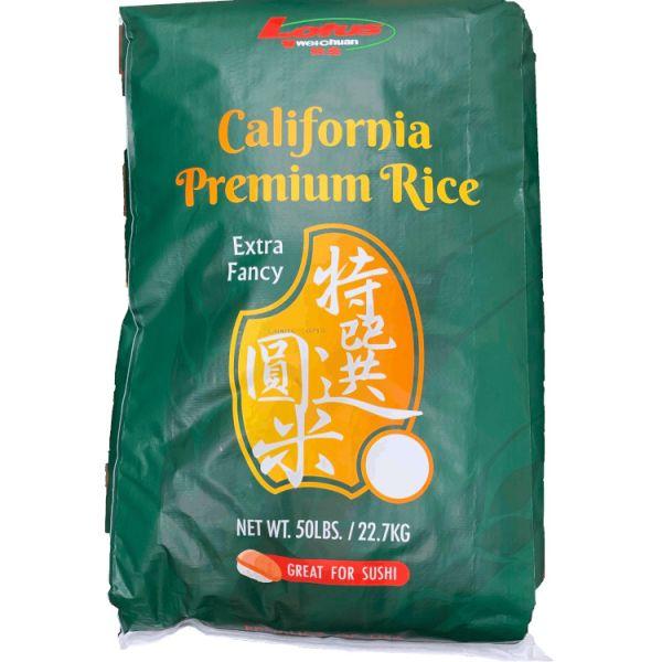 Lotus Premium Rice -50LB