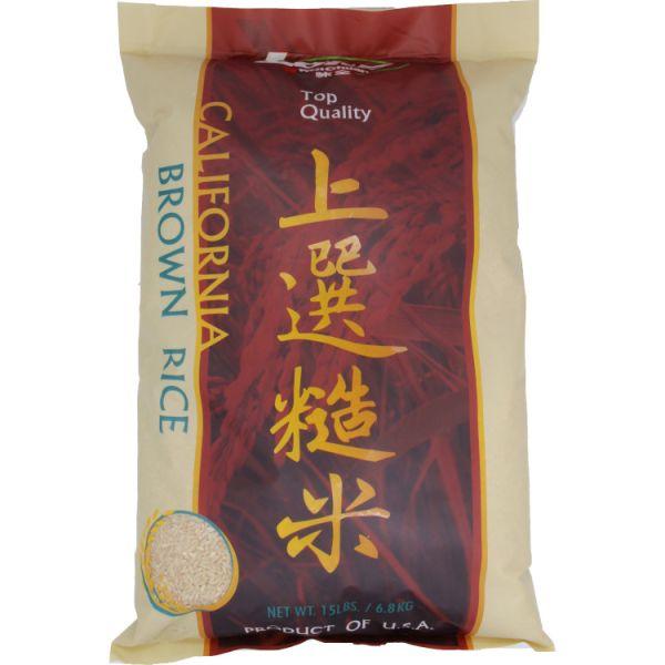 Lotus Brown Rice-15 LB