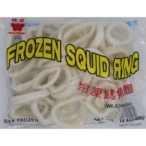 FRZ IQF SQUID RING