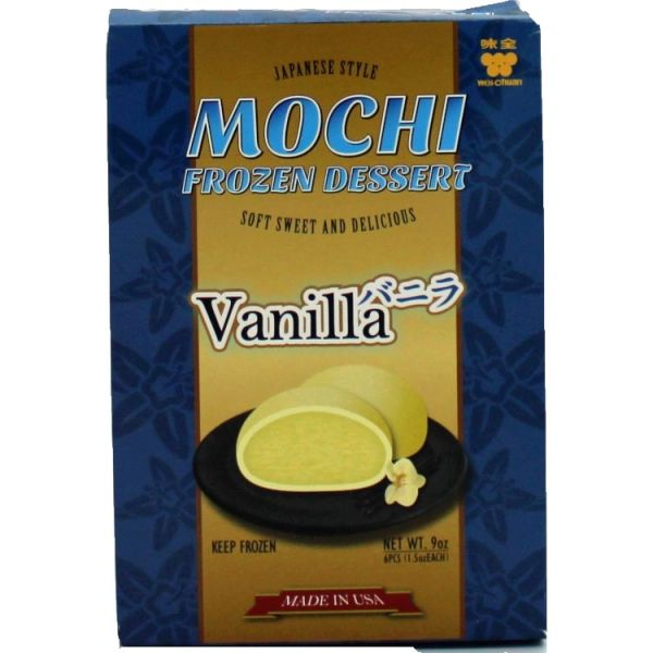 MOCHI ICE CREAM - VANILLA